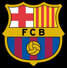 巴塞罗那队徽