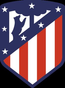 马德里竞技足球俱乐部【马竞】队徽
