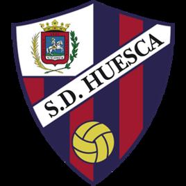 韦斯卡足球俱乐部队徽