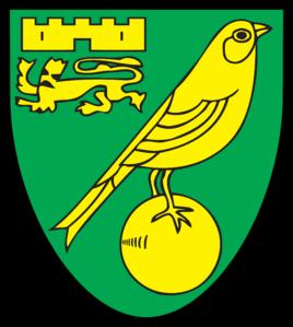 诺维奇城队徽