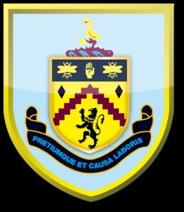 伯恩利足球俱乐部队徽