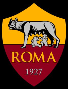 罗马足球俱乐部队徽