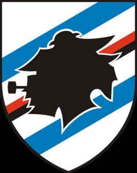 桑普多利亚足球俱乐部队徽
