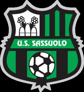 萨索洛足球俱乐部队徽