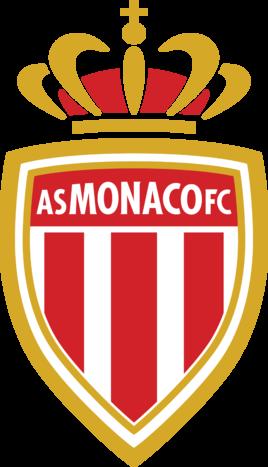 摩纳哥足球俱乐部队徽