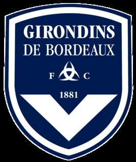 波尔多足球俱乐部队徽