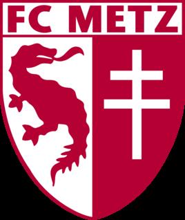 梅斯足球俱乐部队徽