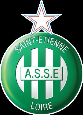 圣埃蒂安足球俱乐部队徽