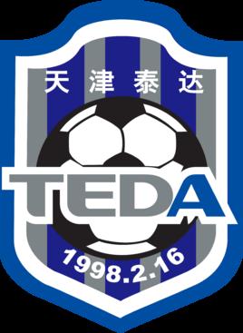 天津泰达足球俱乐部队徽