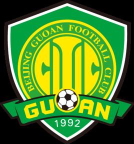 北京中赫国安足球俱乐部队徽