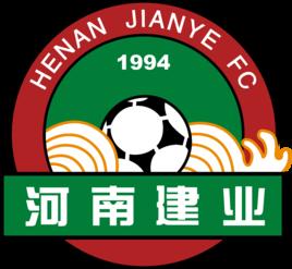 河南建业足球俱乐部队徽