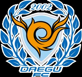 大邱足球俱乐部队徽