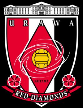 浦和红钻足球俱乐部队徽