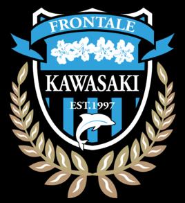 川崎前锋足球俱乐部队徽