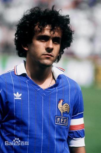 米歇尔·普拉蒂尼(Michel Platini)
