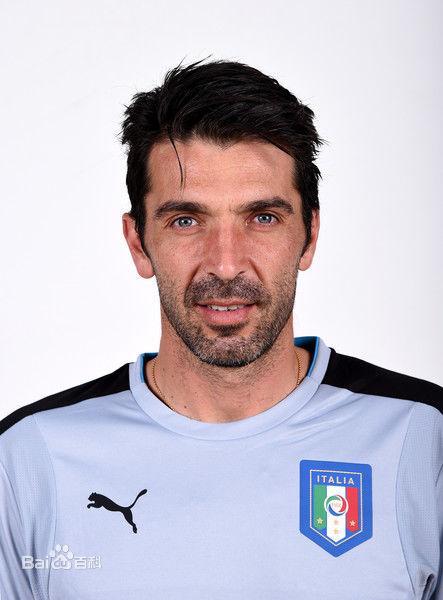 吉安路易吉·布冯(Gianluigi Buffon)