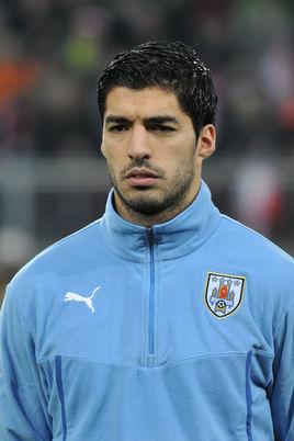路易斯·阿尔贝托·苏亚雷斯 (Luis Alberto Suarez)