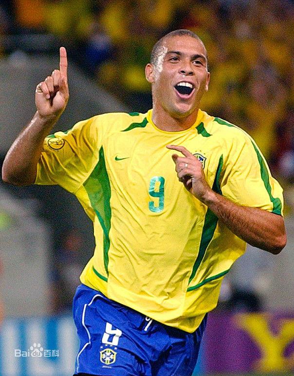 罗纳尔多·路易斯·纳扎里奥·达·利马(Ronaldo Luiz Nazario De Lima)