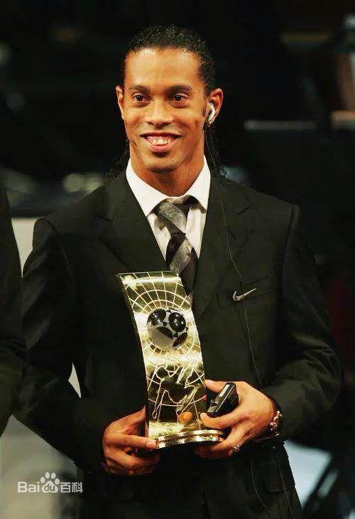 罗纳尔多·德·阿西斯·莫雷拉(Ronaldo de Assis Moreira)