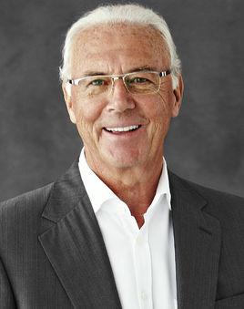 弗朗茨·贝肯鲍尔(Franz Beckenbauer)