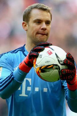 曼努埃尔·诺伊尔(Manuel Neuer)
