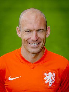 阿尔杰·罗本(Arjen Robben)
