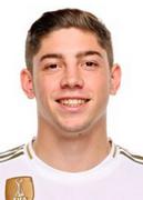 费德里科·圣地亚哥·巴尔韦德·迪佩塔(Federico Santiago Valverde Dipetta)