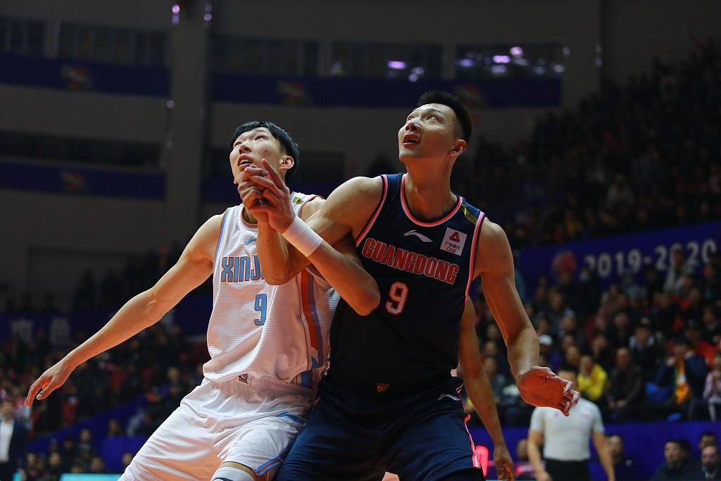 中国篮协官方:CBA复赛方案通过审批 6月20日正式复赛