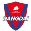 重庆当代足球俱乐部队徽