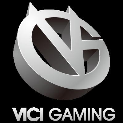 VICIGAMING队徽