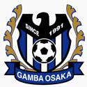 大阪钢巴足球俱乐部队徽
