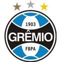 格雷米奥足球俱乐部队徽