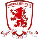 米德尔斯堡(U18)足球俱乐部队徽
