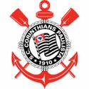 科林蒂安(沙滩)足球俱乐部队徽